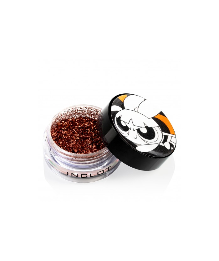 Тени для век Чистый пигмент INGLOT THE POWERPUFF GIRLS PURE PIGMENT EYE SHADOW GINGER CRUSH P63